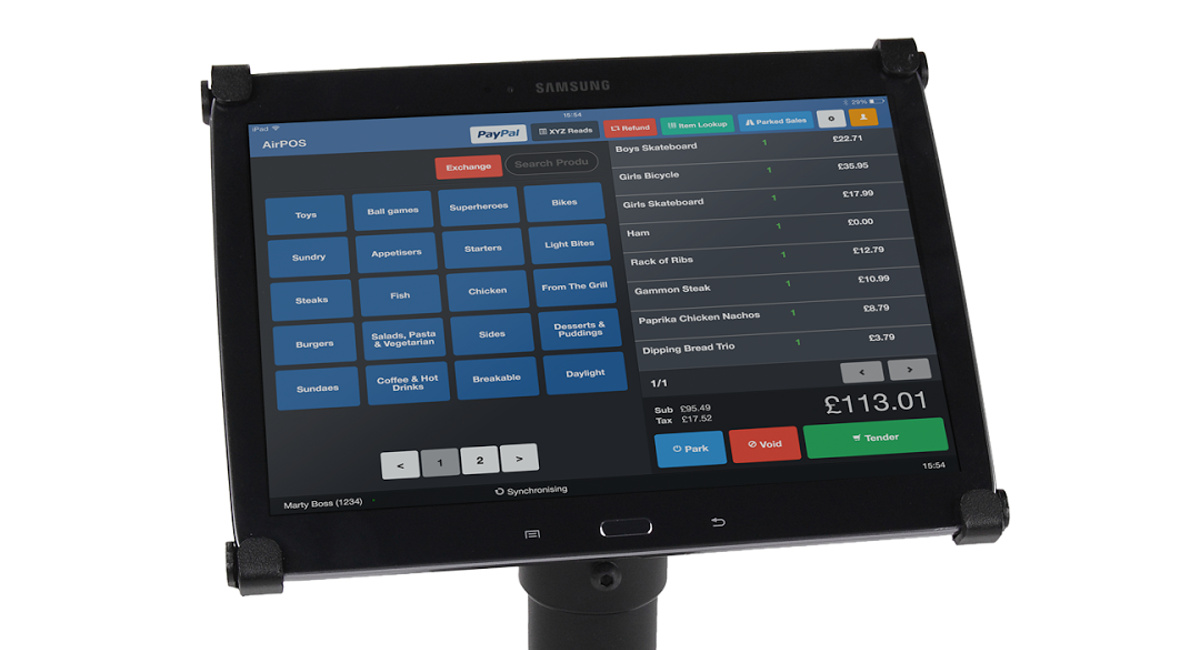AirPOS ePOS system: right for your business?
