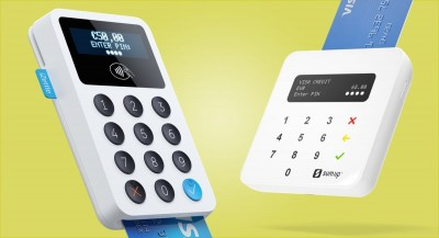 iZettle and SumUp card readers