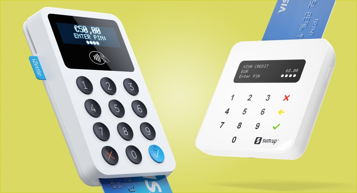 Izettle vs sumup vs square which is best izettle or sumup which one is better suited for your business reheart Gallery