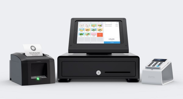 store kit for iZettle Reader