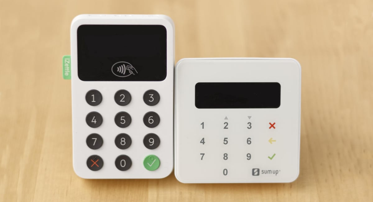 iZettle or SumUp: which one is better suited for your business?