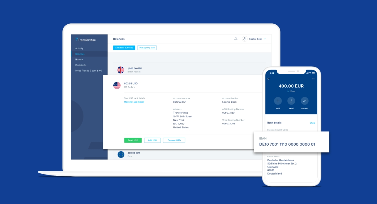 TransferWise review: transparent, low-cost way to send money abroad