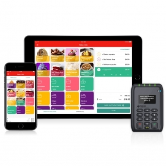 Worldpay Reader with iPhone and iPad POS app