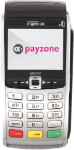 Payzone mobile card terminal