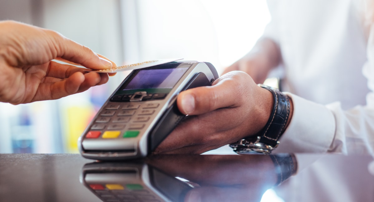 POS contactless